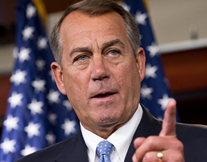John Boehner - Foto: AP Photo
