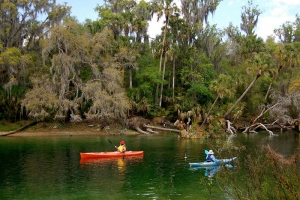 Blue-Spring_contest_Sarah-Mae-Gravill_Kayaking-the-spring