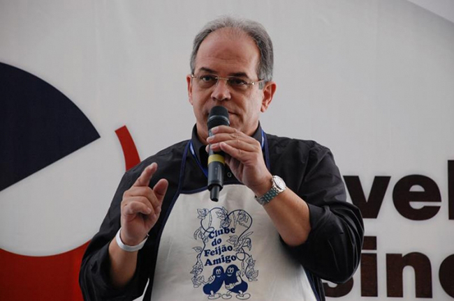 Ricardo Lopes, organizador do TBN