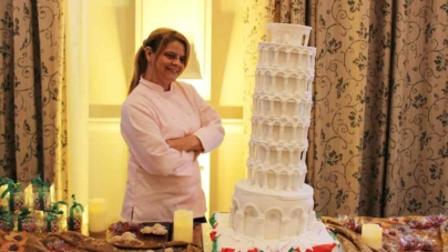"Maysa Arruda é premiada na ""International Cake Expo"""