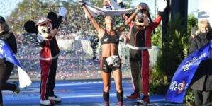 """Giovanna Martins, tricampeã da """"Disney World Marathon"""""""