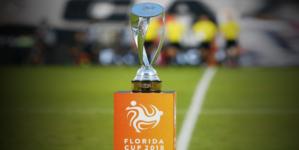 Florida Cup 2018: primeiro jogo do campeonato já é nesta quarta-feira, 10