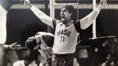 Cidão, estrela do vôlei revela desafios que Brasil desconhece