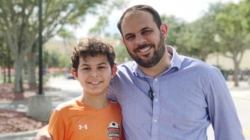 A importância dos pais na atividade esportiva dos filhos