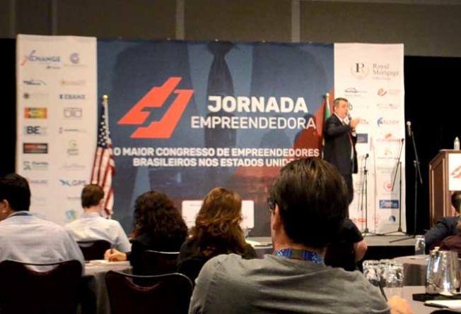 Negócios, palestras e bom público marcam Jornada Empreendedora