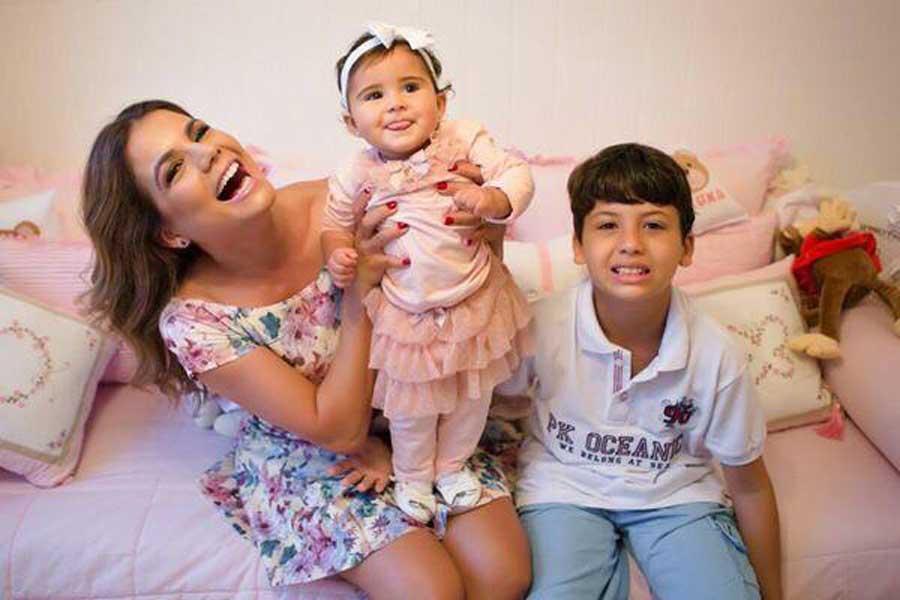 Mamães brasileiras e famosas em Orlando