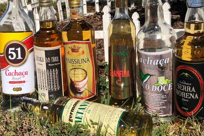 A bebida do Brasil
