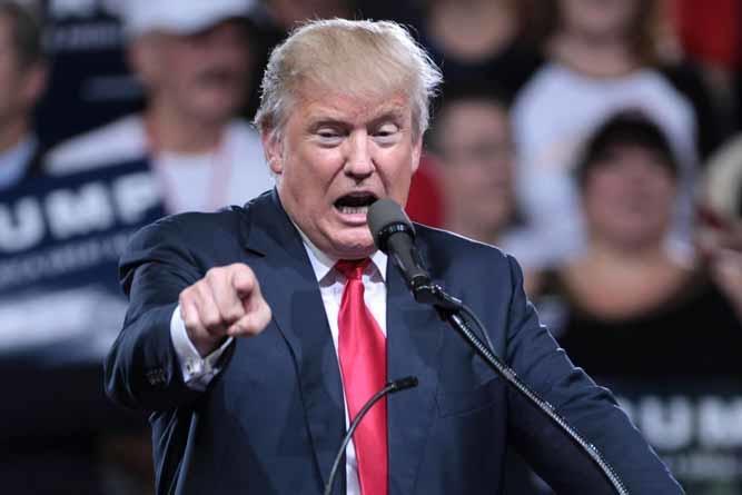 Conter invasão na fronteira e acabar com cidadania, promete Trump