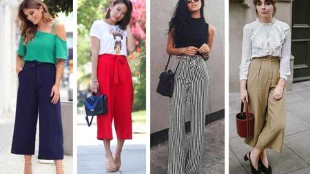 As calças do verão