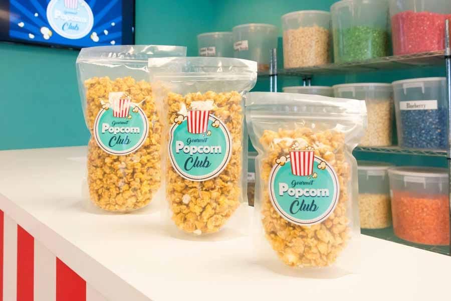 Popcorn Club - Jornal Nossa Gente - Orlando - Florida