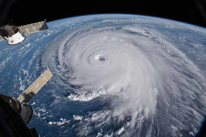 Prevenir-se de furacões é uma obrigação de cada um de nós