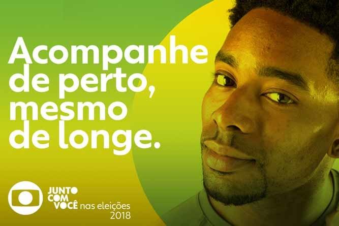 Globo internacional traz programação especial no segundo turno