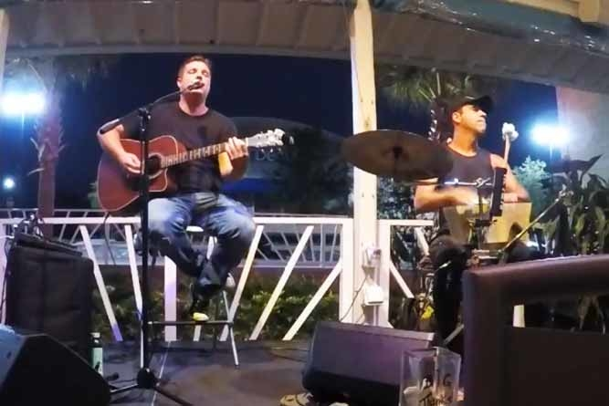 Orlando Transpira Música!