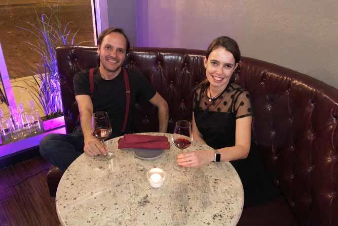 Vinho mediterrâneo e boa comida no Vinia Wine Bar