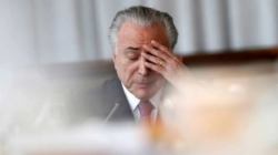 Ex-presidente do Brasil, Michel Temer, é preso em São Paulo