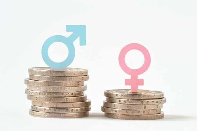 A luta acirrada da mulher pela igualdade salarial
