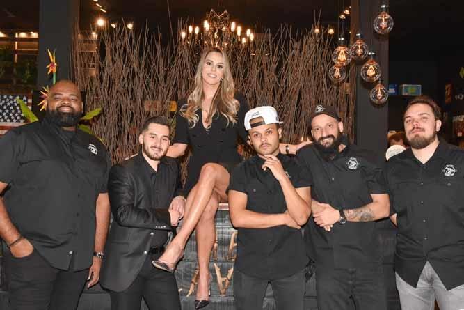 Sob nova direção: barbearia The Cave reinaugura em alto estilo em Orlando