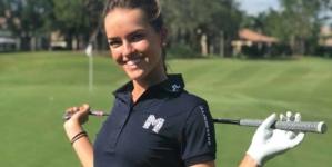 Golfista brasileira é promessa nas Olimpíadas