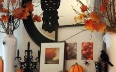 Spooky-and-Creepy-Halloween-Home-Decoration-Ideas-with-Owl