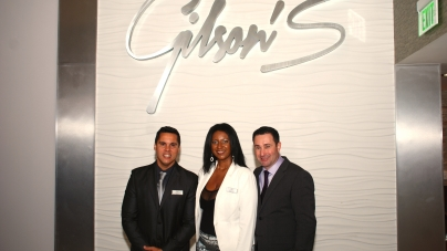 Grand Opening do Gilson's Restaurant em Orlando, Fl