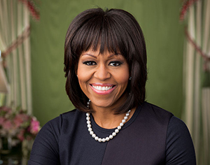 Michelle Obama - Foto: Wikimedia Commons