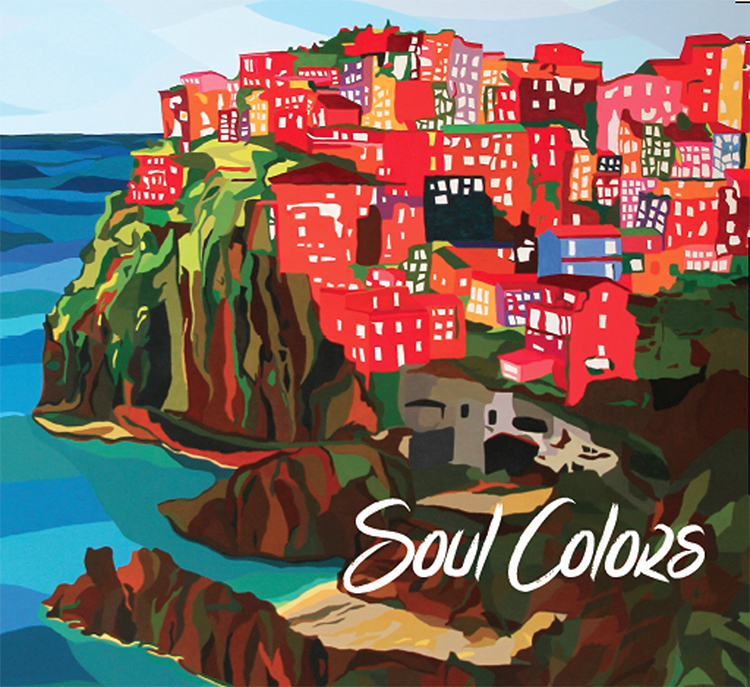 Capa do CD Soul Colors copy