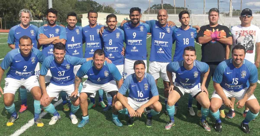 Brazil Strikes é tricampeão do Central Flórida – CFSL