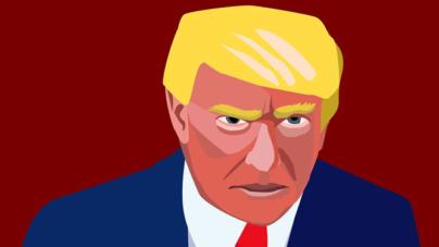 Um ano da Presidência Trump