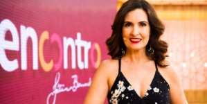 Fátima Bernardes é homenageada no Brazilian International Press Awards