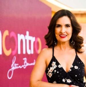 Fátima Bernardes é homenageada no Brazilian International Press Awards