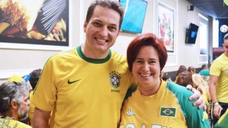 Torcida brasileira acorda em Orlando