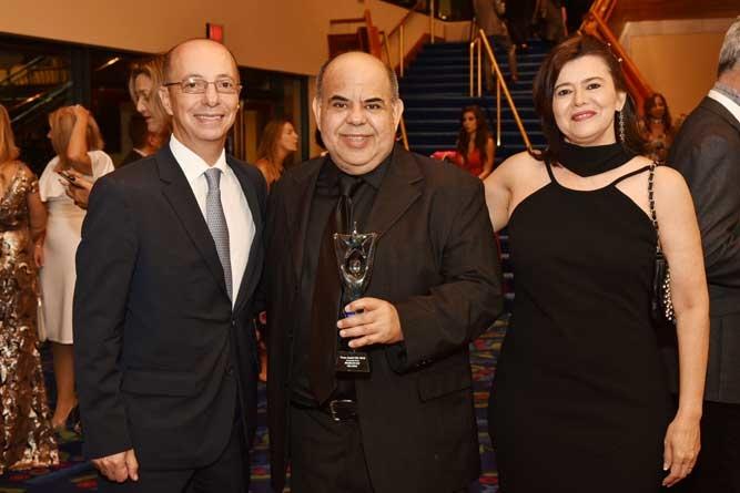 Paulo Corrêa é premiado no Brazilian International Press Award