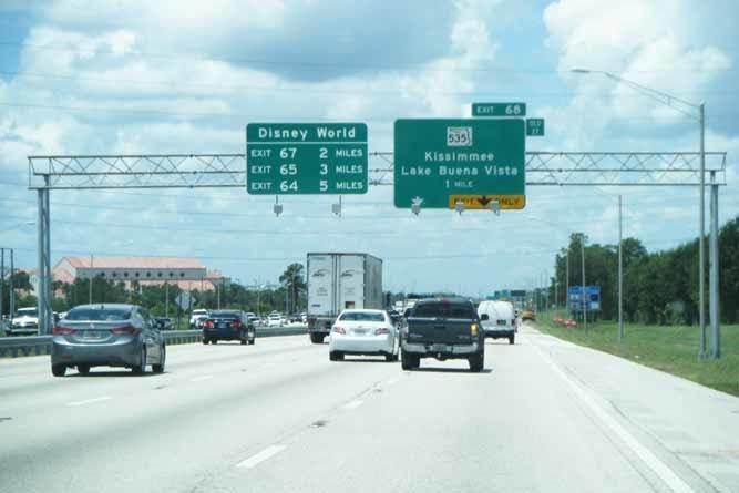 I-4 é considerada a estrada mais perigosa dos Estados Unidos