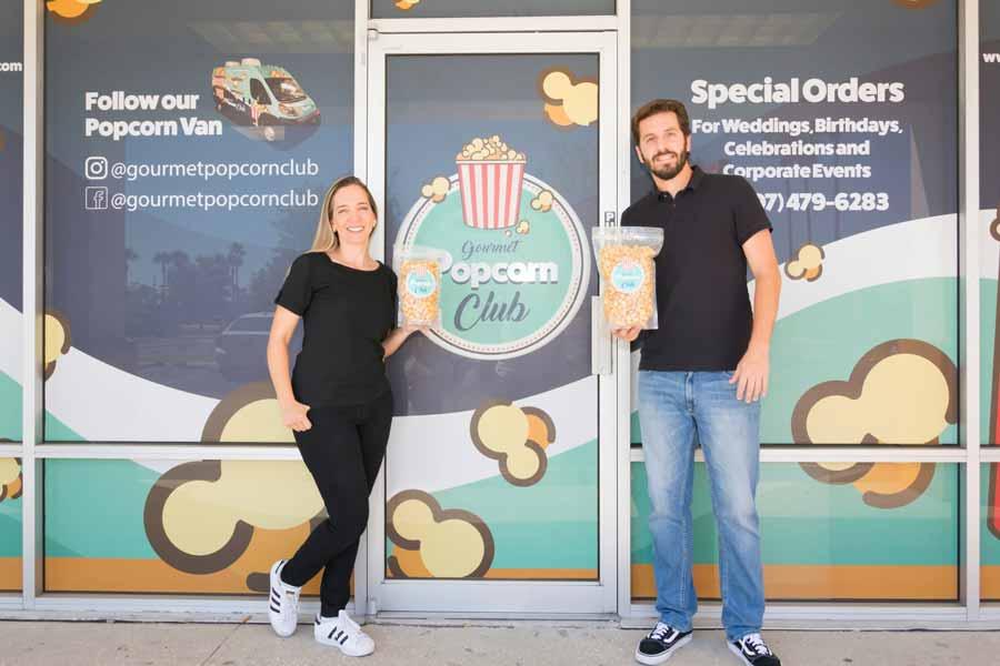 Popcorn Club2 - Jornal Nossa Gente - Orlando - Florida