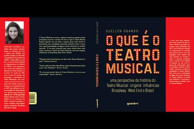 Pesquisadora do Teatro Musical autografa livro em Orlando