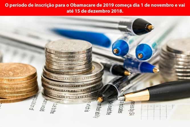 Seguros ligados à lei Obamacare devem ser reajustados em 5% para 2019