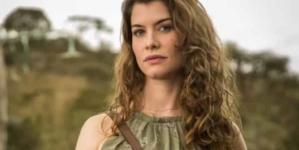Desafio de vidas passadas na volta de Alinne Moraes às novelas