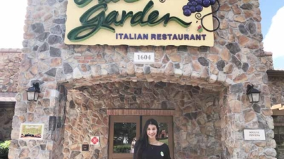 Brasileira troca o esporte pela gastronomia italiana