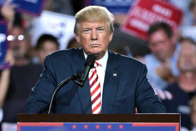 Trump ameaça suspender ajuda a países com fluxo de imigrantes ilegais
