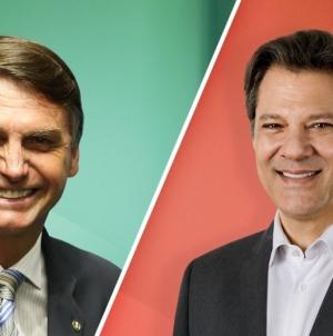 Datafolha libera nova pesquisa de intenção de voto e Bolsonaro mantém a liderança