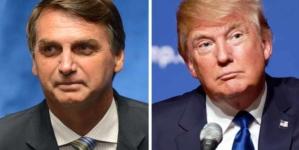 Brasileiros votam em Bolsonaro nos EUA, mas rejeitam Trump nas urnas