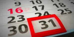 Calendário das boas ações, para quem quer começar o ano com o pé direito!