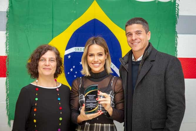 Fernanda Pontes nomeada Embaixadora da Língua Portuguesa nos EUA