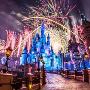 Escolha onde passar o Ano Novo em Orlando 2019
