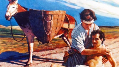 O samaritano generoso