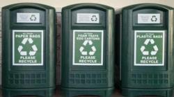 Reciclagem dentro de casa