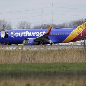Avião faz pouso de emergência no Aeroporto Internacional de Orlando