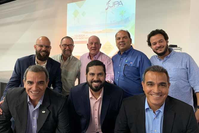 Festival JPA Travel Market reúne empresários em Orlando, na Flórida