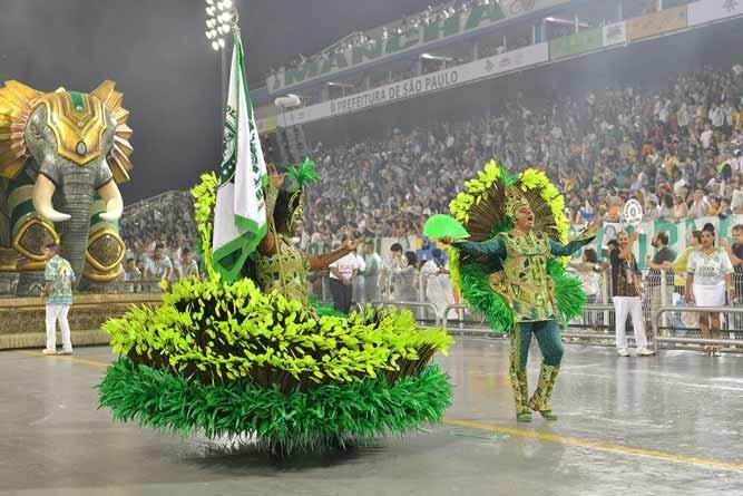 Mangueira e Mancha Verde, campeãs do Carnaval da polêmica