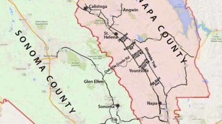 Napa ou Sonoma?